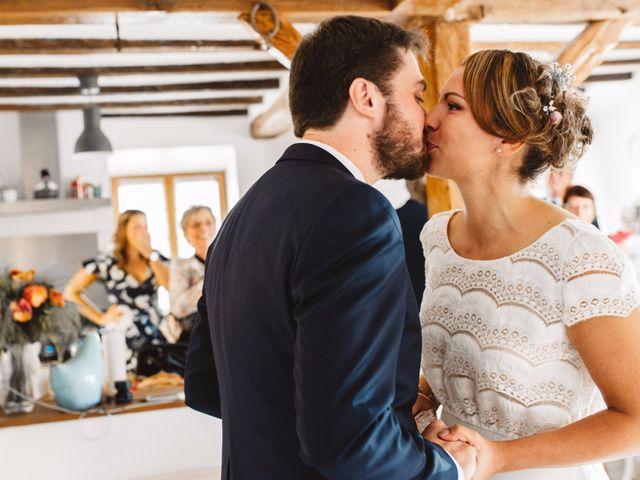 Le mariage de Arnaud et Lucile à Bleury, Eure-et-Loir 10