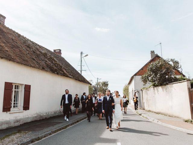 Le mariage de Arnaud et Lucile à Bleury, Eure-et-Loir 11