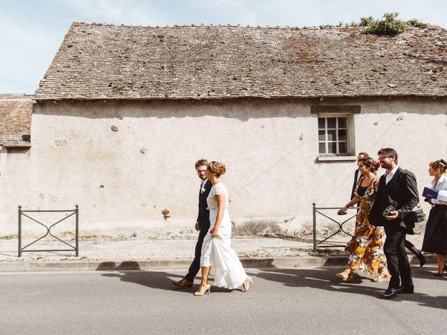Le mariage de Arnaud et Lucile à Bleury, Eure-et-Loir 12