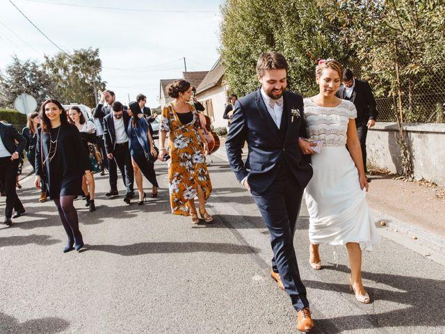 Le mariage de Arnaud et Lucile à Bleury, Eure-et-Loir 13