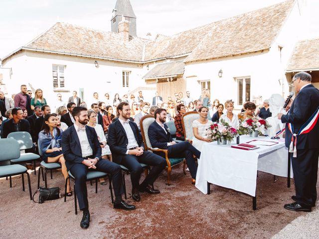 Le mariage de Arnaud et Lucile à Bleury, Eure-et-Loir 14
