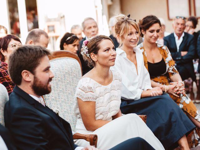 Le mariage de Arnaud et Lucile à Bleury, Eure-et-Loir 15