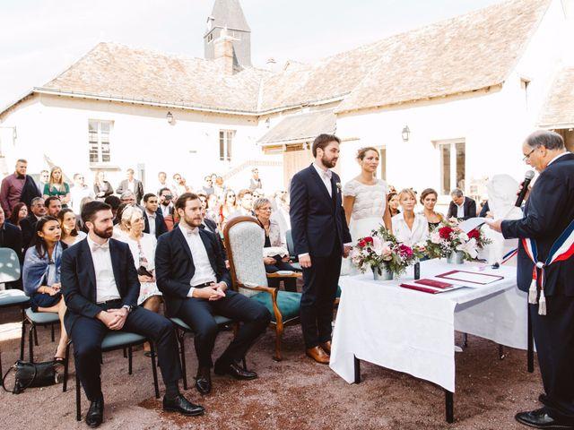 Le mariage de Arnaud et Lucile à Bleury, Eure-et-Loir 16