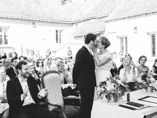Le mariage de Arnaud et Lucile à Bleury, Eure-et-Loir 17