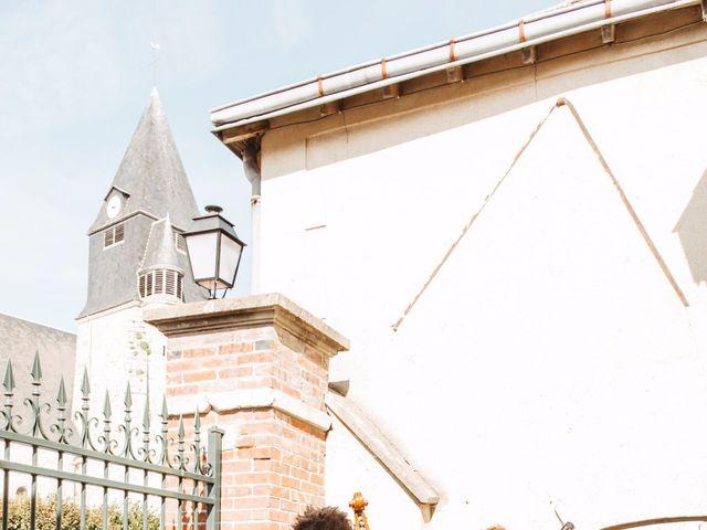 Le mariage de Arnaud et Lucile à Bleury, Eure-et-Loir 19