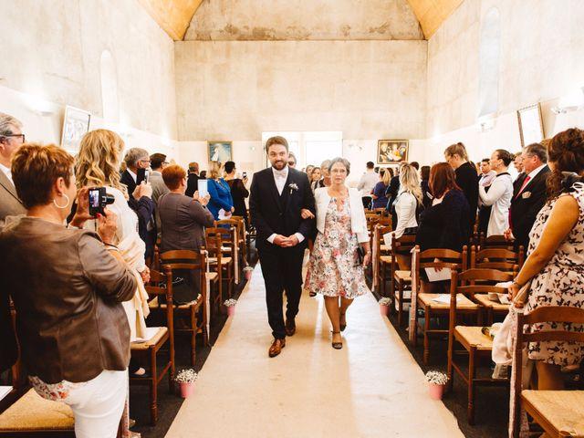 Le mariage de Arnaud et Lucile à Bleury, Eure-et-Loir 21