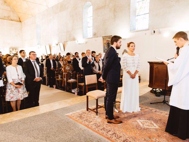 Le mariage de Arnaud et Lucile à Bleury, Eure-et-Loir 22