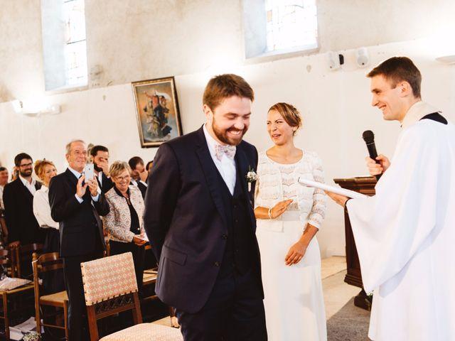 Le mariage de Arnaud et Lucile à Bleury, Eure-et-Loir 23