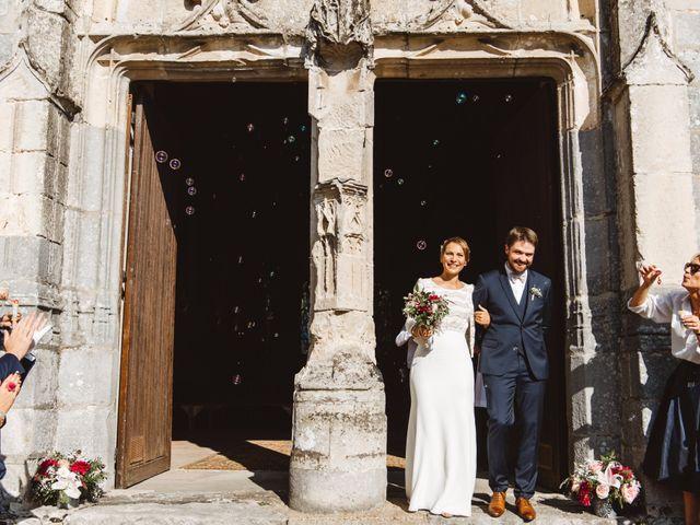 Le mariage de Arnaud et Lucile à Bleury, Eure-et-Loir 25