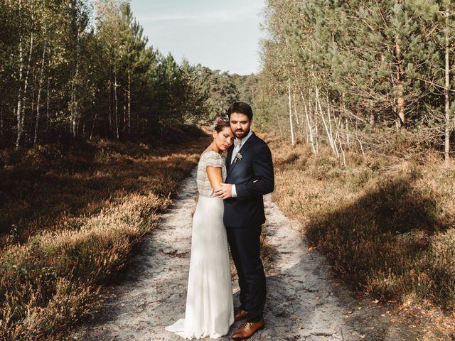 Le mariage de Lucile et Arnaud