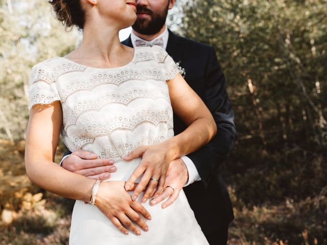 Le mariage de Arnaud et Lucile à Bleury, Eure-et-Loir 28
