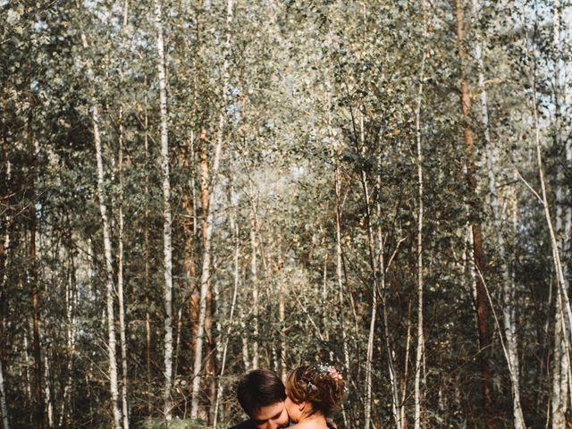Le mariage de Arnaud et Lucile à Bleury, Eure-et-Loir 33