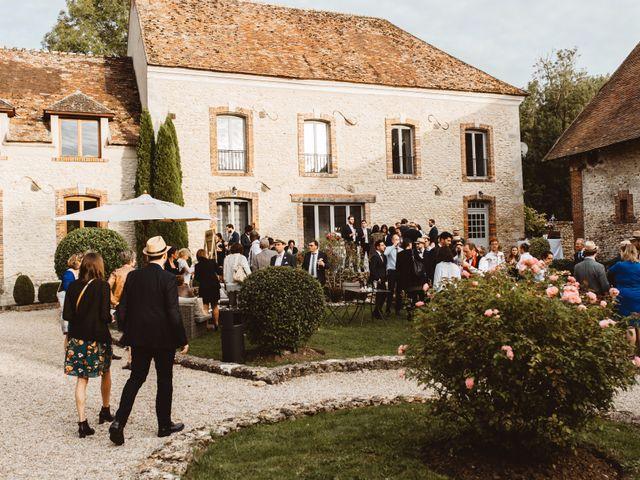 Le mariage de Arnaud et Lucile à Bleury, Eure-et-Loir 35