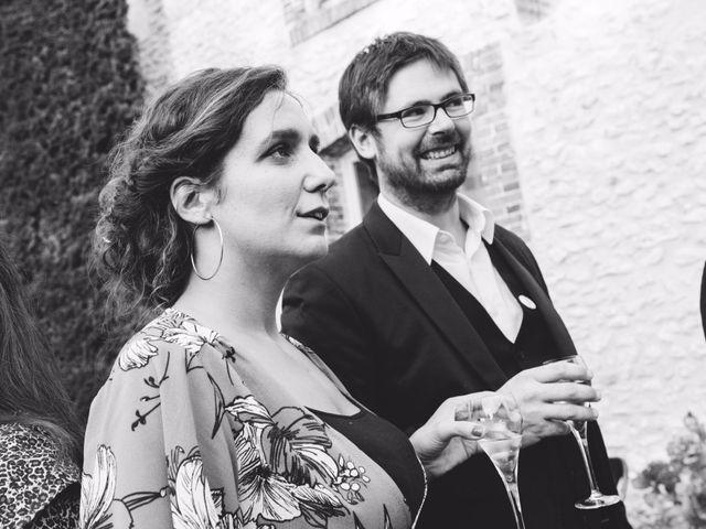 Le mariage de Arnaud et Lucile à Bleury, Eure-et-Loir 49