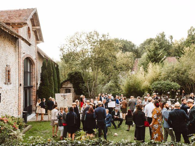 Le mariage de Arnaud et Lucile à Bleury, Eure-et-Loir 50