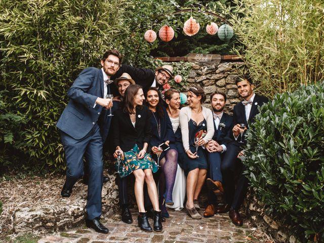 Le mariage de Arnaud et Lucile à Bleury, Eure-et-Loir 51