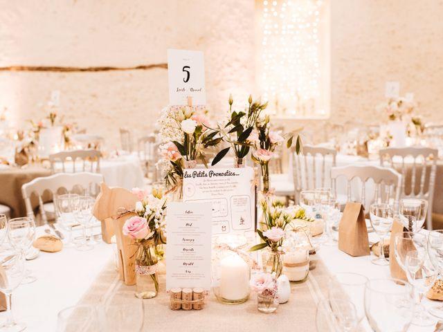 Le mariage de Arnaud et Lucile à Bleury, Eure-et-Loir 58