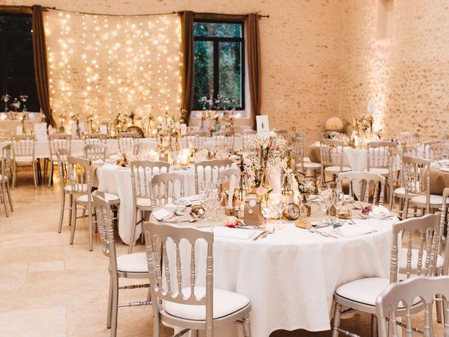 Le mariage de Arnaud et Lucile à Bleury, Eure-et-Loir 59