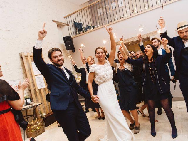 Le mariage de Arnaud et Lucile à Bleury, Eure-et-Loir 60