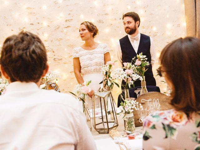 Le mariage de Arnaud et Lucile à Bleury, Eure-et-Loir 61