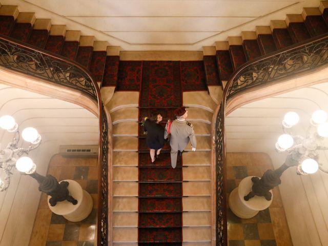 Le mariage de Fred et Mallory à Bayonne, Pyrénées-Atlantiques 19