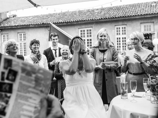 Le mariage de Fred et Mallory à Bayonne, Pyrénées-Atlantiques 68
