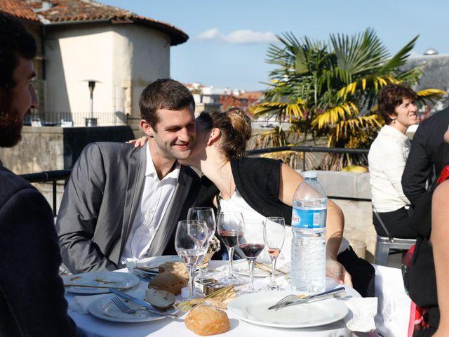 Le mariage de Fred et Mallory à Bayonne, Pyrénées-Atlantiques 86