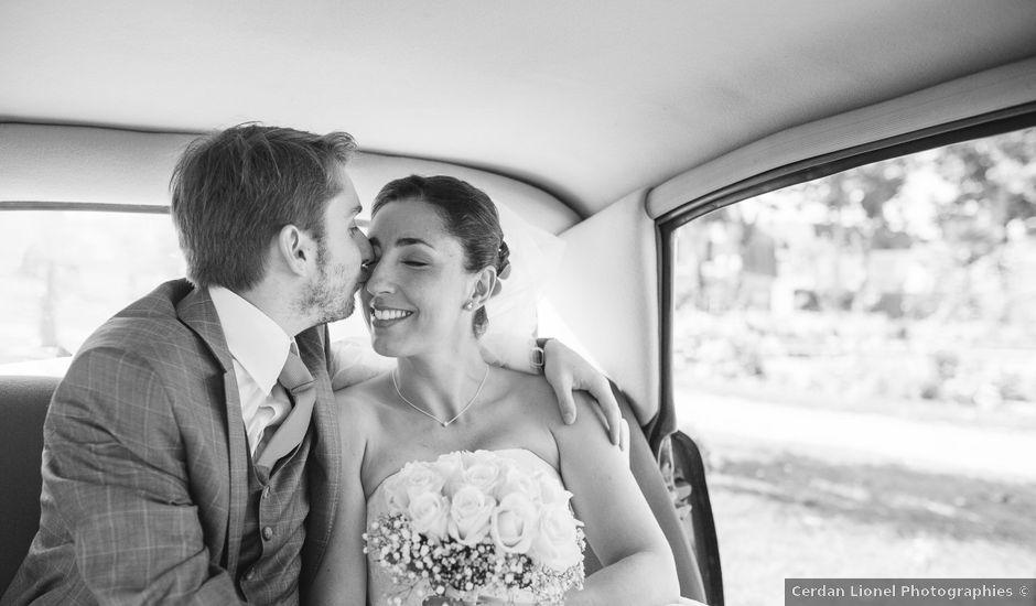 Le mariage de Frantz et Laetita à Lisieux, Calvados