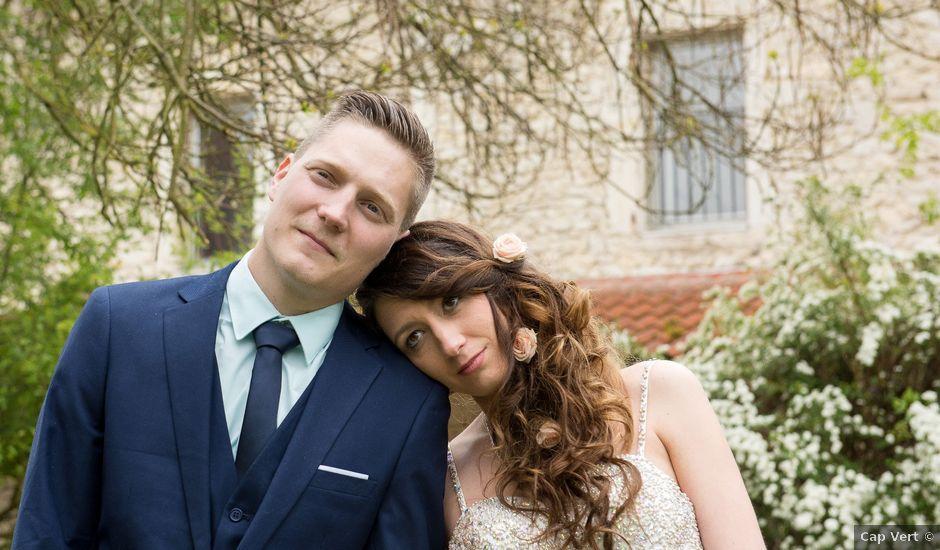 Le mariage de Thomas et Candice à Veyrins-Thuellin, Isère