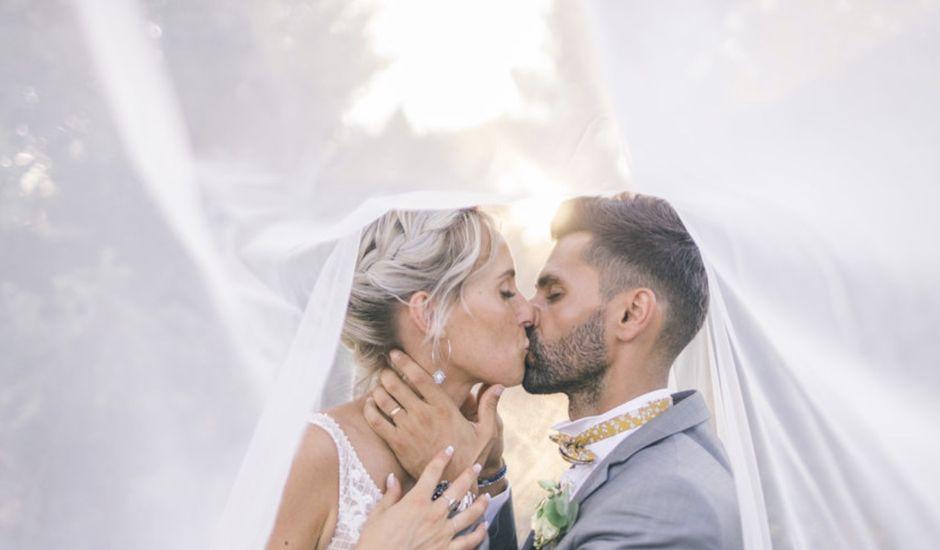 Le mariage de Gaël et Mélanie   à Loriol-du-Comtat, Vaucluse