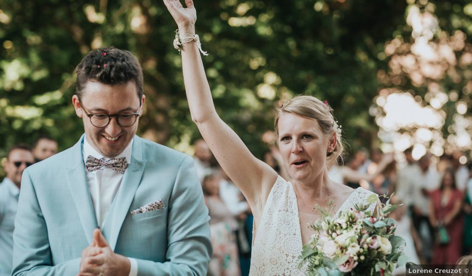 Le mariage de Sébastien et Béryl à Beaune, Côte d'Or