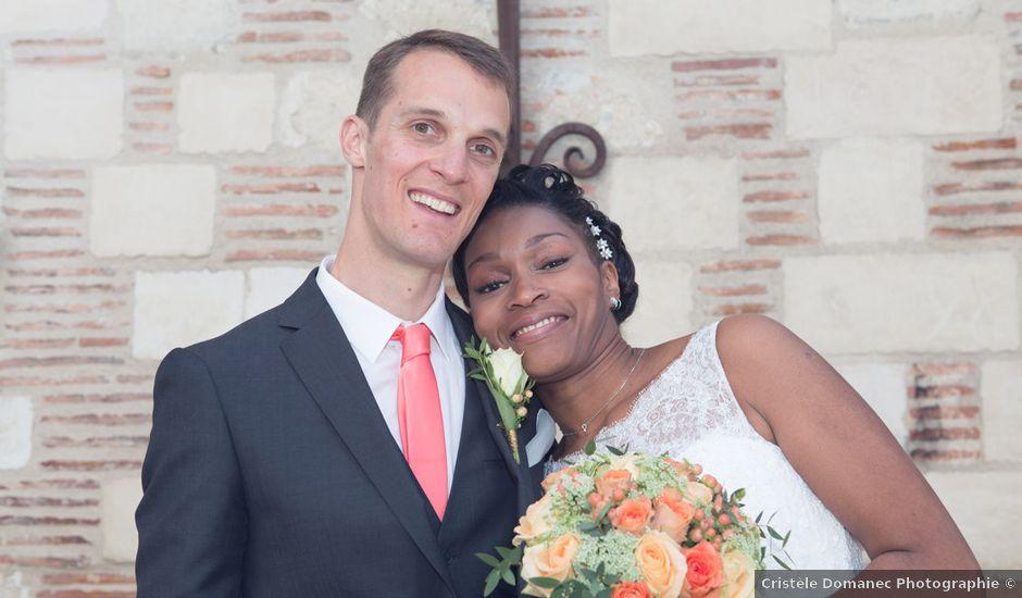 Le mariage de Nathanaël et Hafssoit à Troyes, Aube