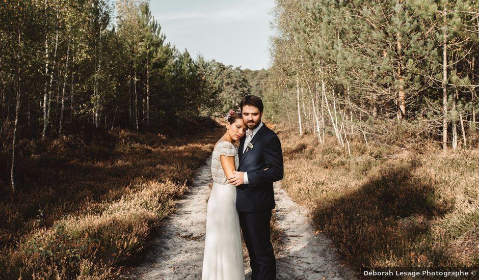 Le mariage de Arnaud et Lucile à Bleury, Eure-et-Loir