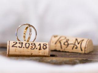 Le mariage de Rachelle et Matthieu 1