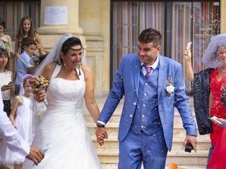 Le mariage de Rachelle et Matthieu