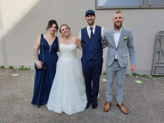 Le mariage de Elisa et Grégory