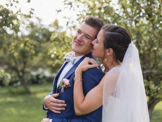 Le mariage de Justine et Tanguy