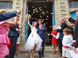 Le mariage de Victoria et Clément