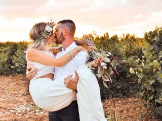 Le mariage de Samantha et Miguel 1