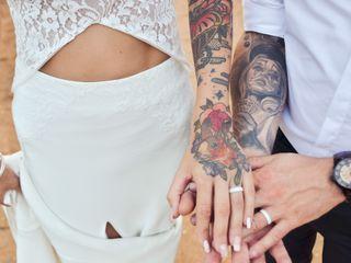 Le mariage de Samantha et Miguel 2