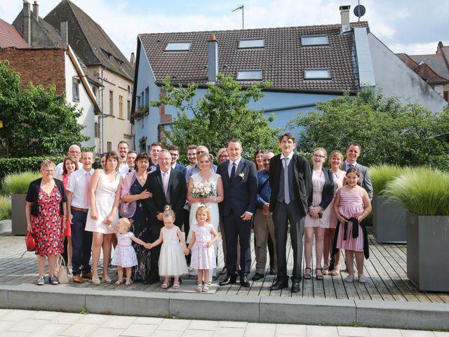 Le mariage de Rémy et Jordane à Ensisheim, Haut Rhin 100