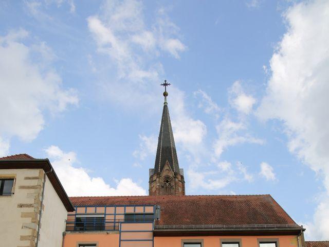 Le mariage de Rémy et Jordane à Ensisheim, Haut Rhin 101