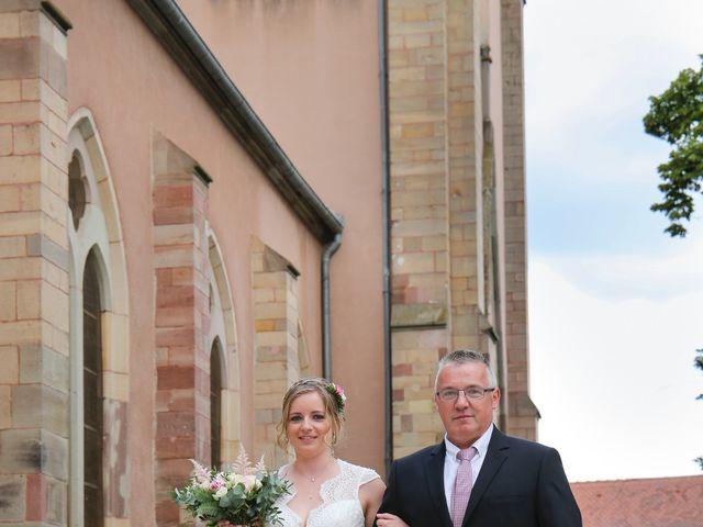 Le mariage de Rémy et Jordane à Ensisheim, Haut Rhin 109