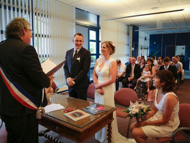 Le mariage de Rémy et Jordane à Ensisheim, Haut Rhin 121
