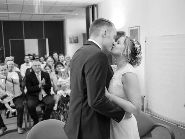 Le mariage de Rémy et Jordane à Ensisheim, Haut Rhin 132