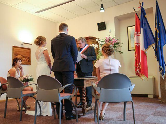 Le mariage de Rémy et Jordane à Ensisheim, Haut Rhin 135