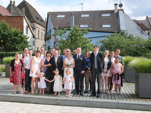 Le mariage de Rémy et Jordane à Ensisheim, Haut Rhin 139