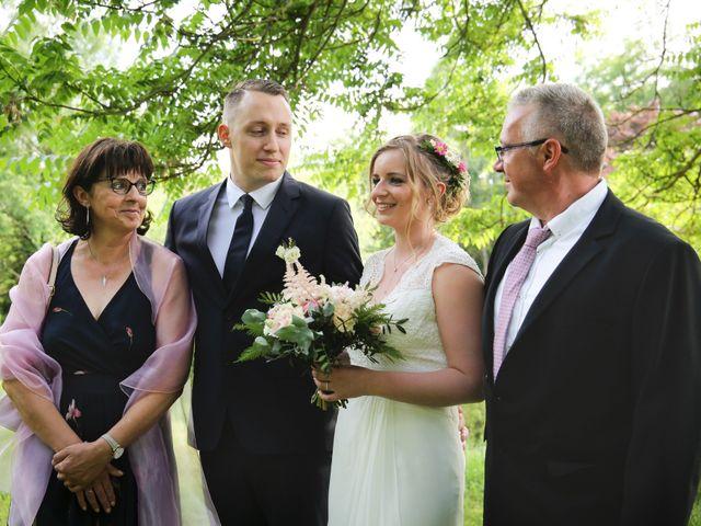Le mariage de Rémy et Jordane à Ensisheim, Haut Rhin 143