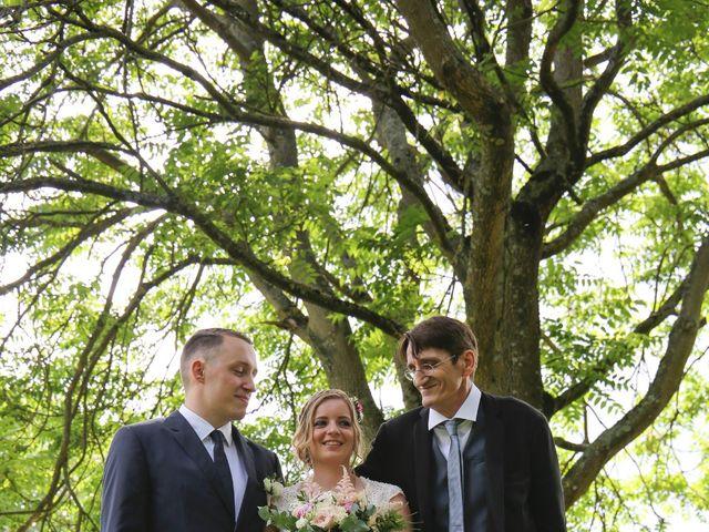 Le mariage de Rémy et Jordane à Ensisheim, Haut Rhin 147