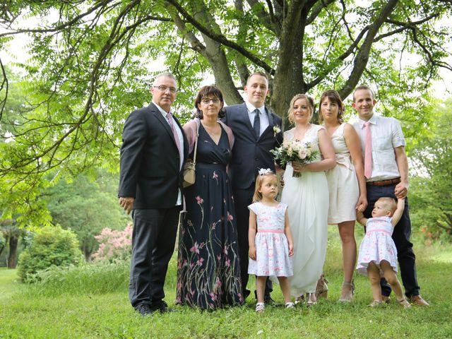 Le mariage de Rémy et Jordane à Ensisheim, Haut Rhin 150